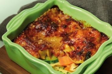 Recette de lasagne de légumes facile