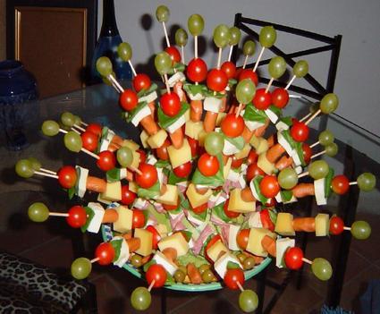 Recette de pastèque surprise