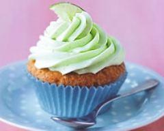 Recette cupcakes au citron vert