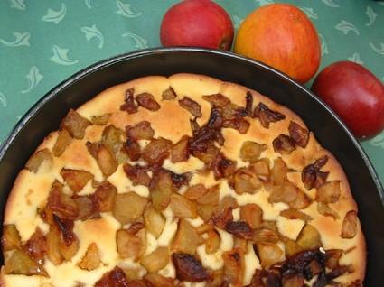 Recette de tarte aux pommes caramélisées inratable
