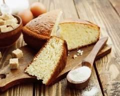 Recette gâteau aux amandes à la fécule de pommes de terre