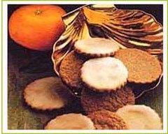 Recette palets de dame au chocolat et à l'orange