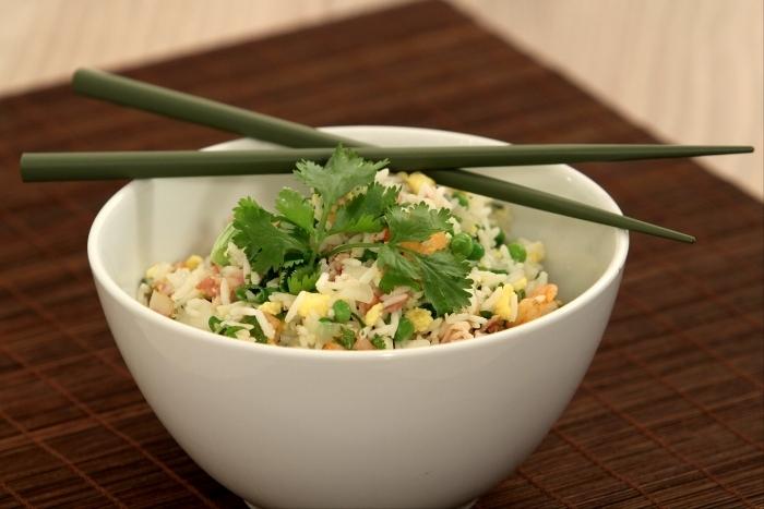 Recette de riz cantonais facile et rapide