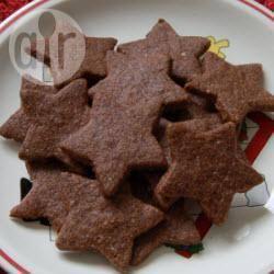 Recette biscuits étoiles au chocolat – toutes les recettes allrecipes
