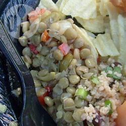 Recette salade de lentilles aux olives – toutes les recettes allrecipes