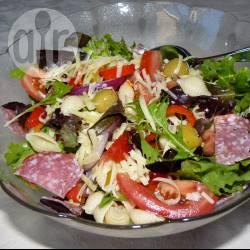 Recette salade de pâtes au salami – toutes les recettes allrecipes