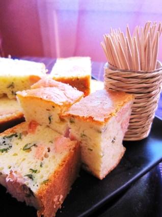Recette Cake Au Jambons