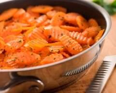 Recette carottes vichy