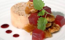 Foie gras mi-cuit pour 6 personnes