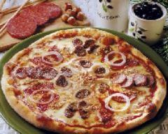 Recette pizza cipolla