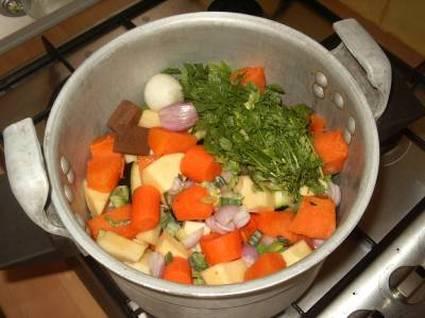 Recette de soupe d'hiver