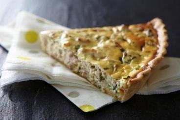 Recette de tarte au thon et à la brousse de brebis facile