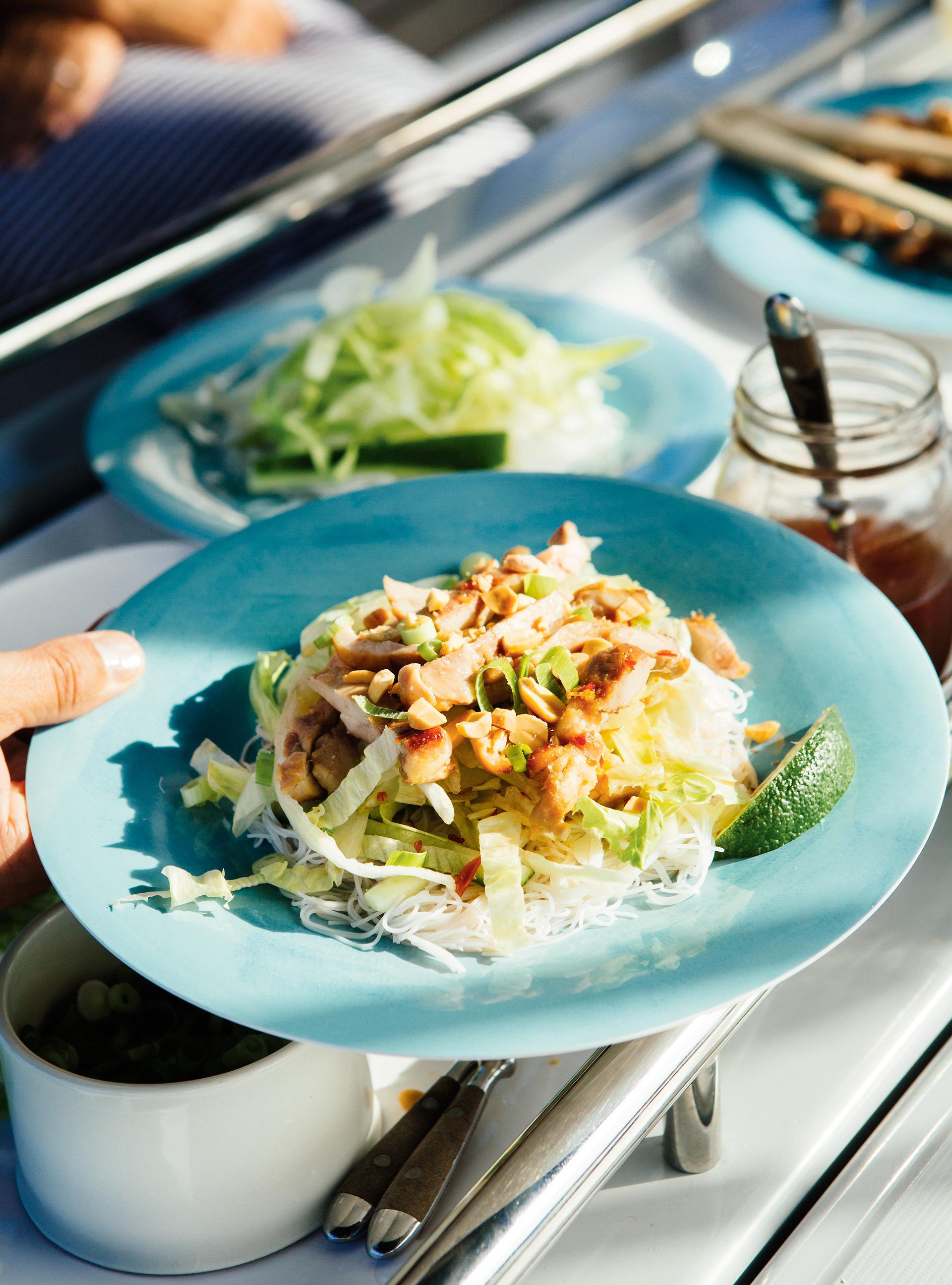 Poulet grillé à la vietnamienne | ricardo