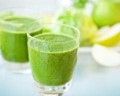 Recette smoothie pomme kiwi