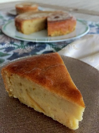 Recette de gâteau de patates douces et coco ou gateau malélevé ...