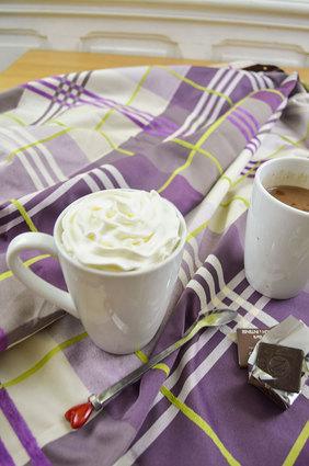 Recette de chocolat chaud viennois