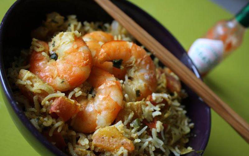 Recette riz de la flemmouze au tabasco économique > cuisine ...
