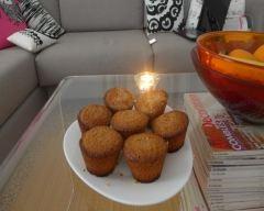 Recette quatre quarts (muffins)