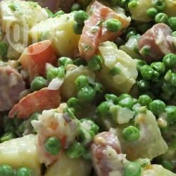 Recette salade de pommes de terre estivale – toutes les recettes ...