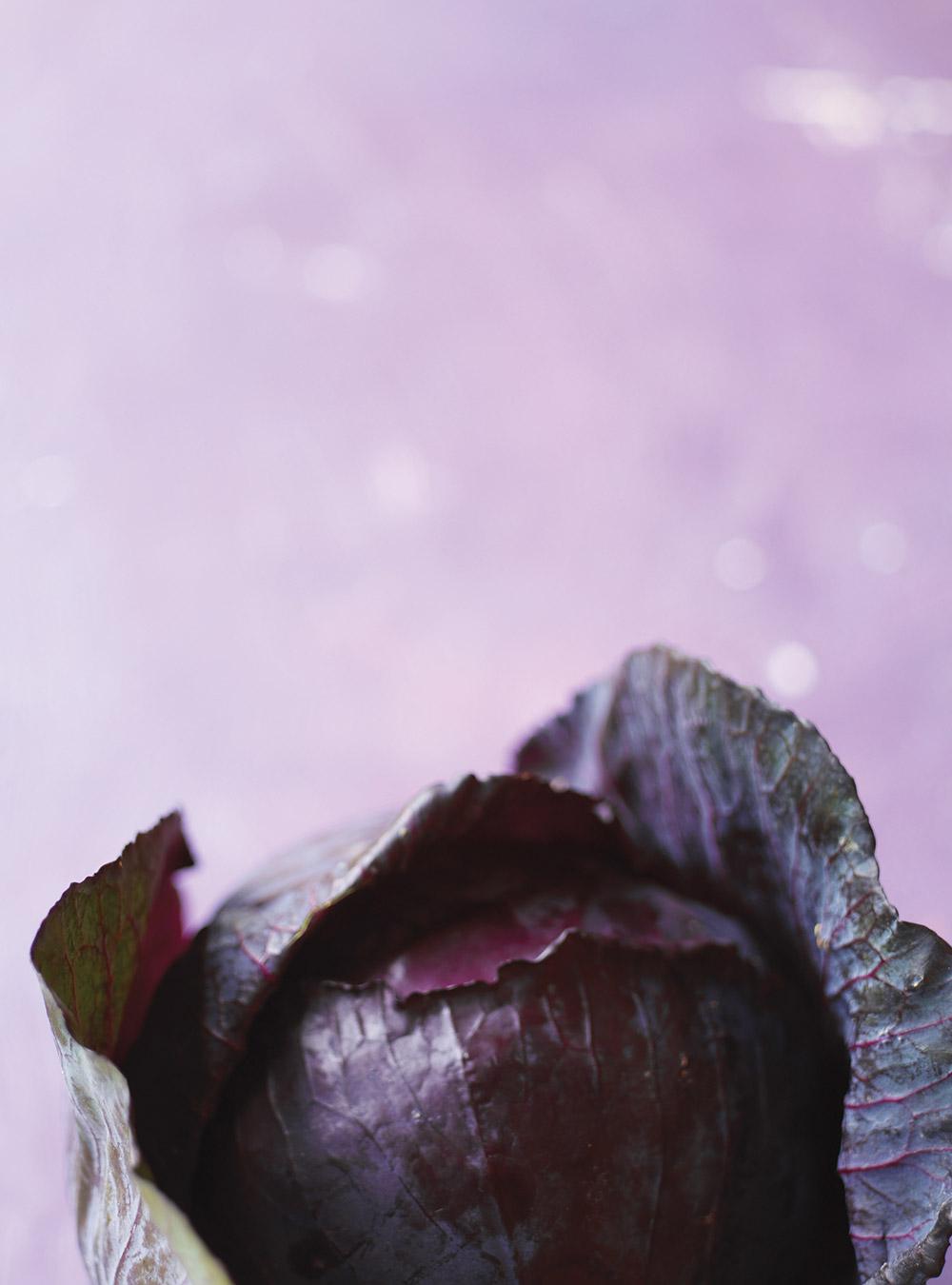 Embeurrée de chou rouge | ricardo
