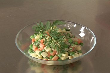 Recette de macédoine de légumes facile