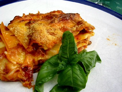 Recette de lasagnes express