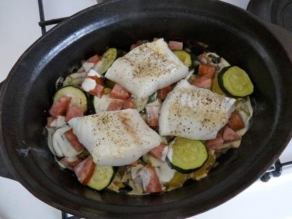 Recette de potée bretonne aux saucisses et poisson