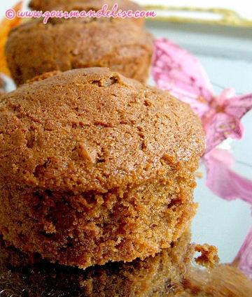 Recette de muffins au chocolat et aux noix de pécan