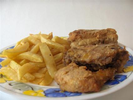 Recette de poulet frit à l'américaine