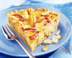Recette tarte aux pêches, nectarines et brugnons