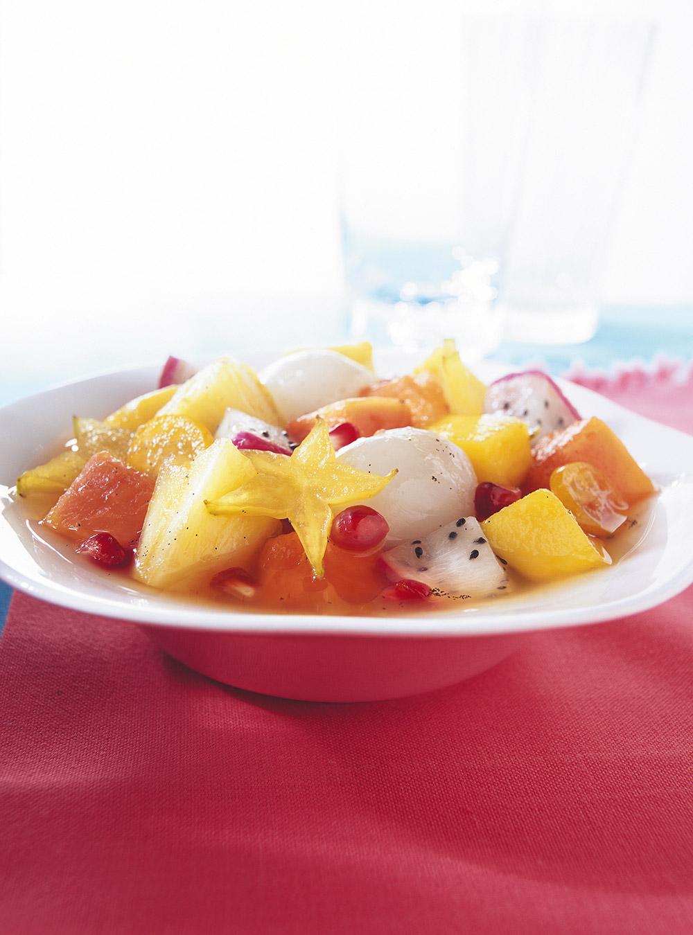 Salade de fruits exotiques | ricardo