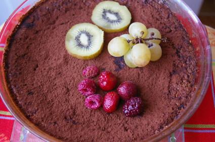 Recette de gâteau de biscuits émiettés à la ricotta