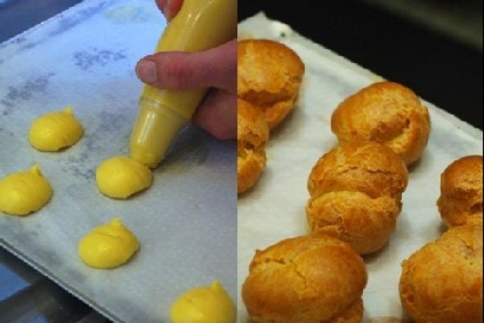 Recette de pâte à choux facile et rapide