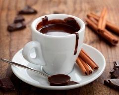 Recette chocolat chaud à l'espagnole sans lait