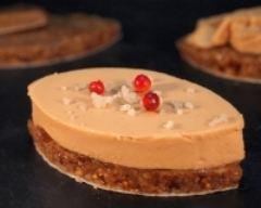 Recette toasts de foie gras façon calissons