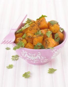 Salade de carottes au cumin et à la coriandre pour 4 personnes ...