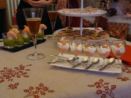 Recette de verrines au saumon fumé et ciboulette