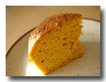 Recette de cake aux carottes à la cannelle