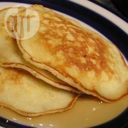Recette pancakes aux pommes – toutes les recettes allrecipes