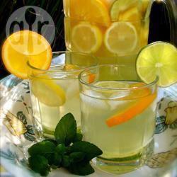 Recette limonade aux agrumes – toutes les recettes allrecipes