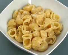 Recette macaroni au fromage sans gluten