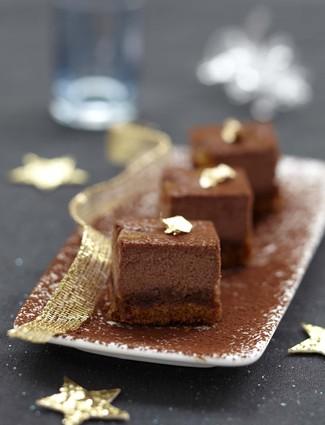 Recette de cheesecake au chocolat et à l'orange confite