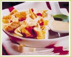 Recette salade caesar aux endives