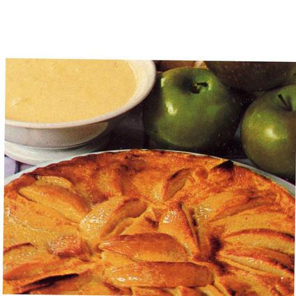 Recette de la véritable tarte aux pommes alsacienne