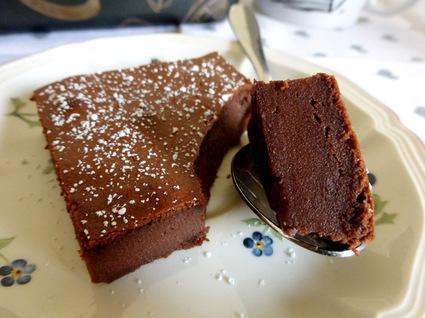 Recette fondant chocolat mascarpone (recettes chocolat)