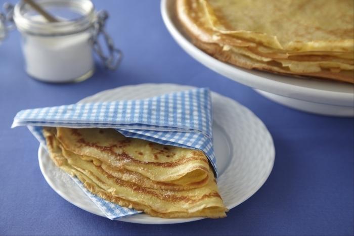 Recette de crêpes bretonnes facile et rapide