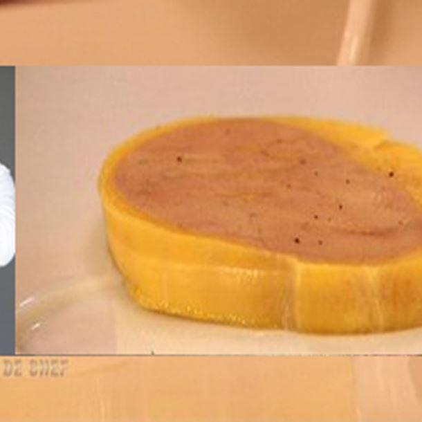 Recette foie gras de canard au torchon