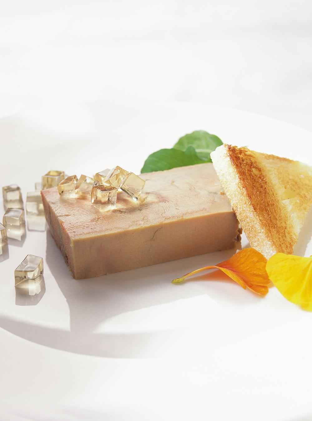 Terrine de foie gras | ricardo