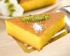 Recette gâteau de semoule au citron