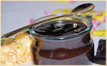 Recette de petits pots carambar-chocolat